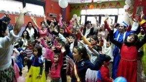 Animaciones de fiestas infantiles en Palma de Mallorca