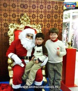Contratar a Papá Noel en Mallorca