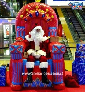 fiestas infantiles navidad mallorca
