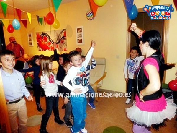 animacin cumpleaos a domicilio with fiesta de cumpleaos en casa para nios