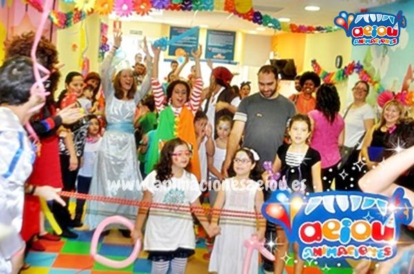 animación fiestas cumpleaños infantiles Mallorca