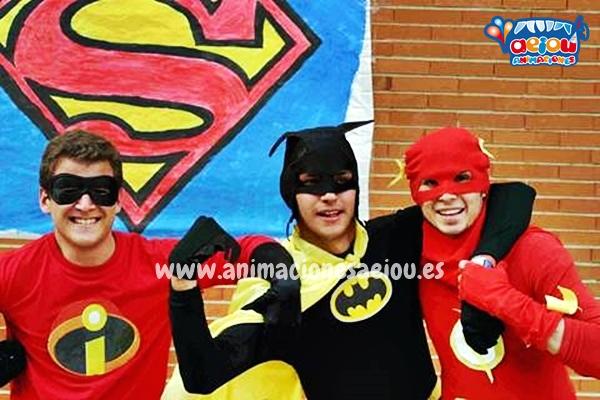 animadores para fiestas de cumpleaños infantiles en mallorca