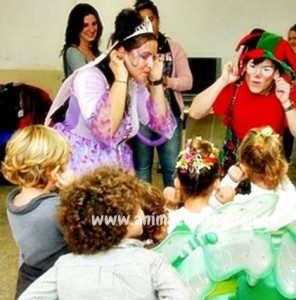 Payasos fiestas cumpleaños infantiles Mallorca