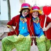 Payasos fiestas infantiles Mallorca
