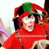 payasos para fiestas de niños Mallorca