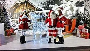 Fiestas de navidad infantil en Mallorca