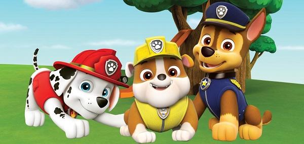 Animaciones para fiestas de cumpleaños infantiles de la patrulla canina en Mallorca