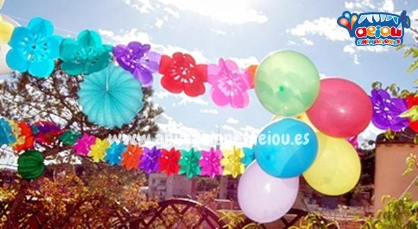 Decoración de fiestas infantiles en Mallorca