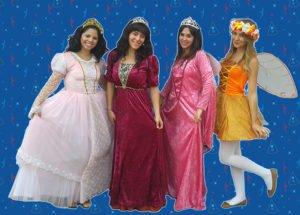 Fiesta tematica princesas mallorca