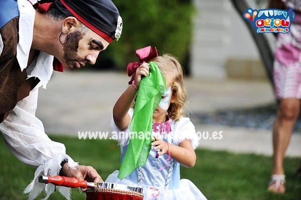 Fiestas temáticas de piratas en Mallorca