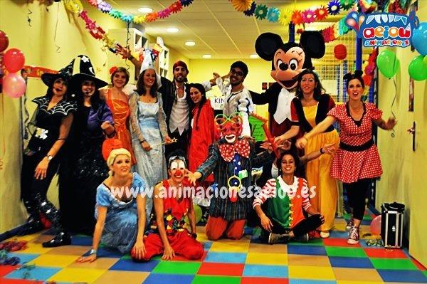 Animadores, Magos y Payasos en Lluchmayor