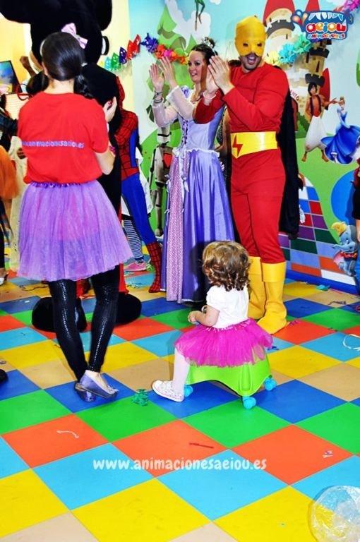 Animadores para fiestas Infantiles en Inca