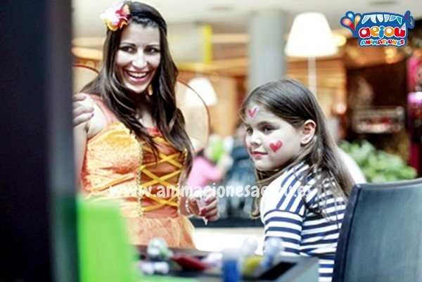 Divertidos animadores para fiestas infantiles en palma de mallorca