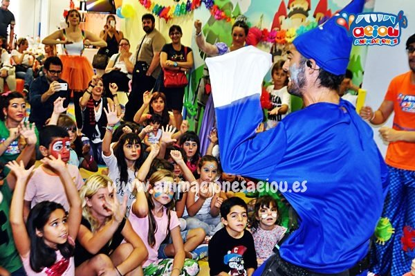 Magos para Fiestas Infantiles en Alcudia