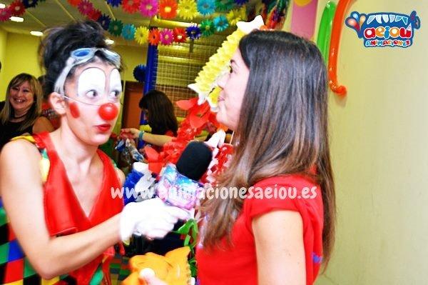 Payasos para fiestas infantiles en Lluchmayor