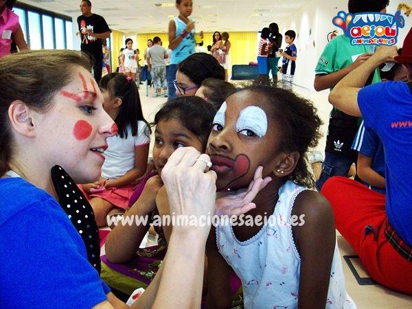 Animación de cumpleaños infantiles en Calviá