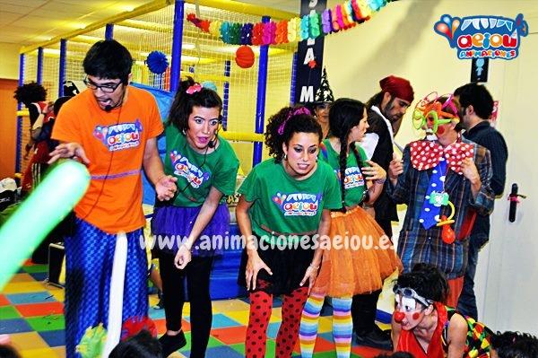 Animaciones de Fiestas Infantiles en Calviá
