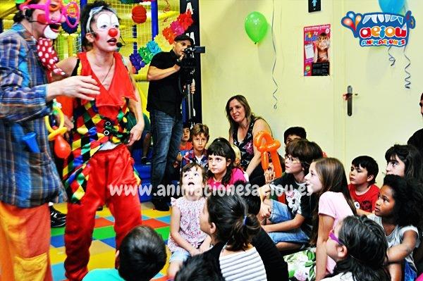 Animaciones para fiestas de cumpleaños infantiles y comuniones en Alcudia