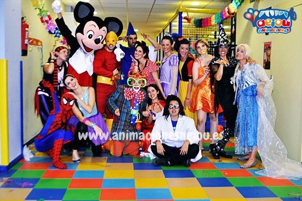 Animaciones para fiestas de cumpleaños infantiles y comuniones en Inca