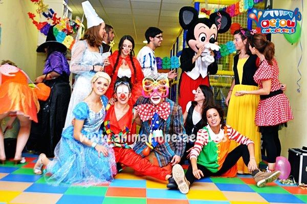 Animaciones para fiestas de cumpleaños infantiles y comuniones en Lluchmayor